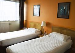애버딘 노던 호텔 - 애버딘 - 침실