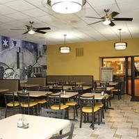트레블롯지 시카고 Breakfast Area