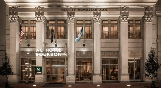 AC Hotel New Orleans Bourbon French Quarter Area - 뉴올리언스 - 건물
