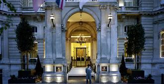 더 랭엄, 런던 - 런던 - 건물