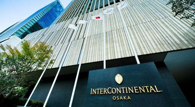 InterContinental Hotel Osaka - 오사카 - 건물
