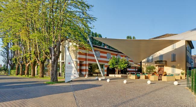CDH 호텔 빌라 두칼레 - Parma - 건물