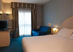 CDH 호텔 빌라 두칼레 - Parma - 침실