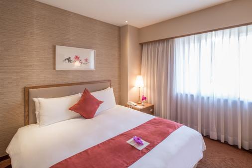 호텔 리버뷰 타이베이 - 타이베이 - 침실