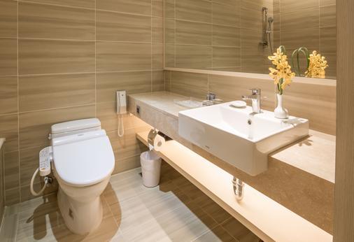 호텔 리버뷰 타이베이 - 타이베이 - 욕실