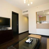호텔 로열 @ 퀸즈 Living Room