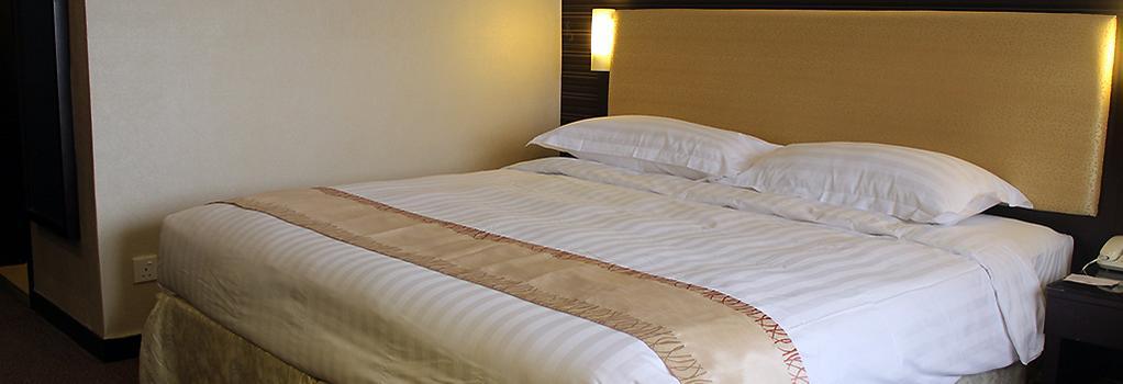 호텔 로열 @ 퀸즈 - 싱가포르 - 침실