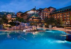 Disney's Wilderness Lodge - 레이크부에나비스타 - 수영장
