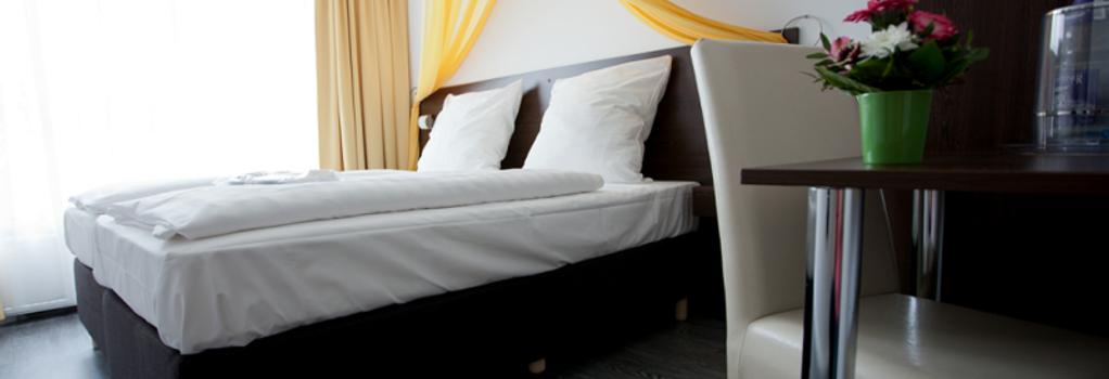 Hotel Kiez Pension - 베를린 - 침실