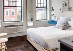 이스트 빌리지 호텔 - 뉴욕 - 침실