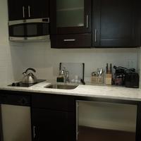 이스트 빌리지 호텔 In-Room Kitchen