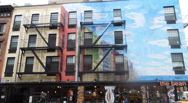 이스트 빌리지 호텔 - 뉴욕 - 건물