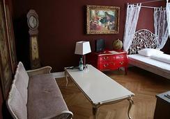 호텔-메종 암 아데나우어플라츠 - 베를린 - 침실