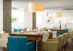 센티도 푼타 델 마르 호텔 & 스파 - 성인 전용 - 산타 폰사 - 레스토랑