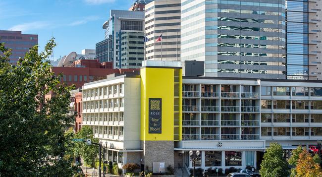 스테이파인애플 앳 호텔 로즈 - 포틀랜드 - 건물