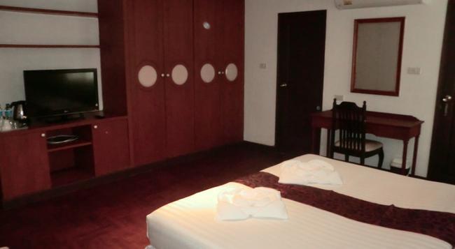 더 XP 방콕 호텔 - 방콕 - 침실