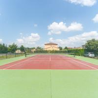 레지던스 드 다이앤 -세리즈 호텔 & 레지던스 Tennis Court