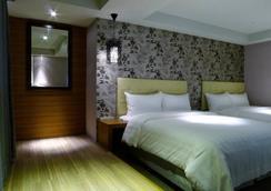 유어트립 호텔 - 타이베이 - 침실