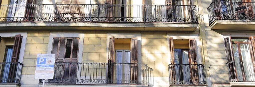 아르크 라 람블라 호텔 - 바르셀로나 - 건물