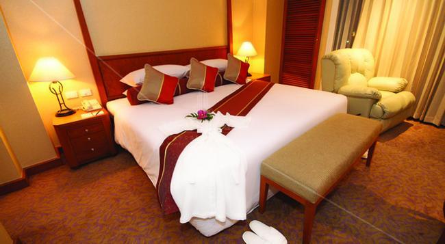 미라클 그랜드 컨벤션 호텔 - 방콕 - 침실