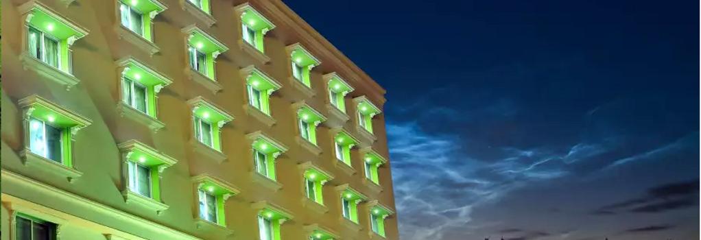 샌디아 호텔 - 하이데라바드 - 건물