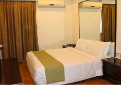 샌디아 호텔 - 하이데라바드 - 침실
