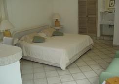 Cancun Inn Suites El Patio - 칸쿤 - 침실
