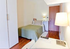 Rooms Rent Vesuvio Bed & Breakfast - 나폴리 - 침실