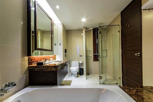 더 버클리 호텔 프라투남 - 방콕 - 욕실