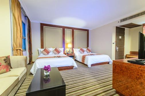 더 버클리 호텔 프라투남 - 방콕 - 침실