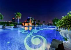 더 버클리 호텔 프라투남 - 방콕 - 수영장