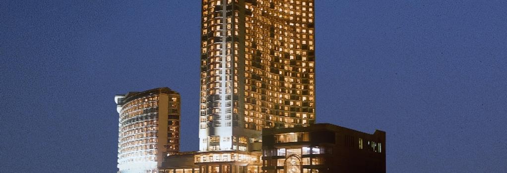 그랜드 나일 타워 - 카이로 - 건물