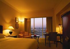 그랜드 나일 타워 - 카이로 - 침실