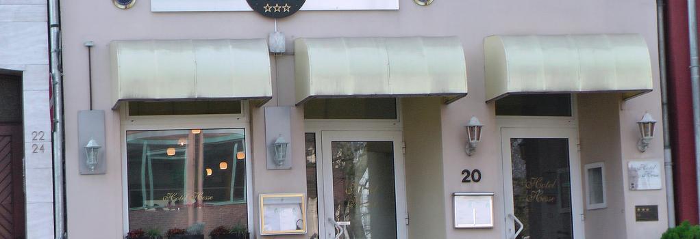 Hotel Hesse - 아헨 - 건물