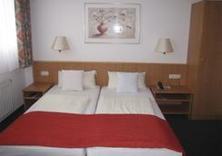 Hotel Hesse - 아헨 - 침실