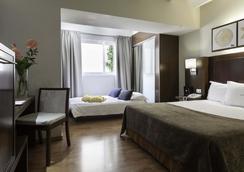 악타 아트리엄 팰리스 호텔 - 바르셀로나 - 침실