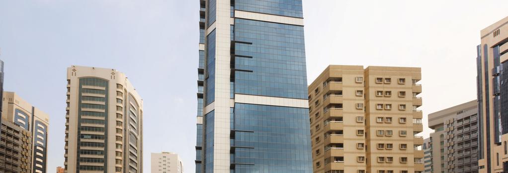 라마다 아부 다비 고르니쉬 - 아부다비 - 건물