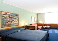 호텔 갈릴레오 - 밀라노 - 침실