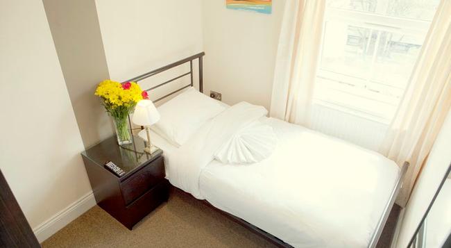 뉴 마켓 하우스 - 런던 - 침실