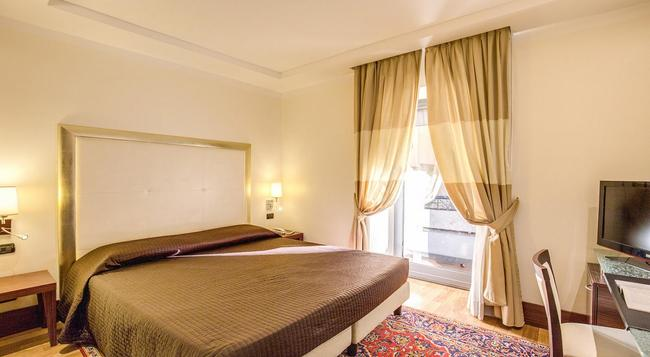 더 스트란드 호텔 - 로마 - 침실