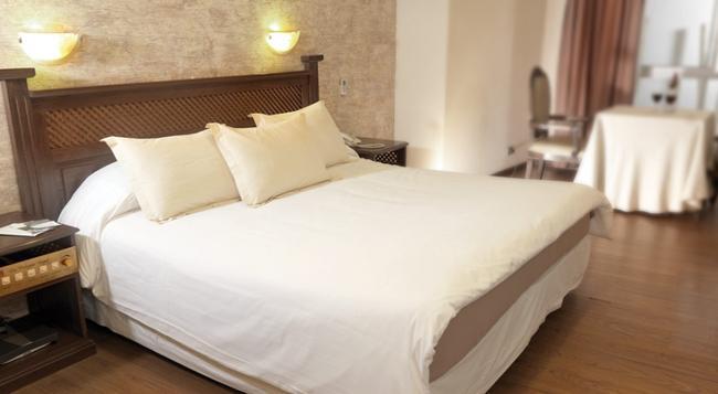 Hotel La Colonia - Cochabamba - 침실