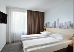 호텔 파크 - 어번 & 그린 - 류블랴나 - 침실