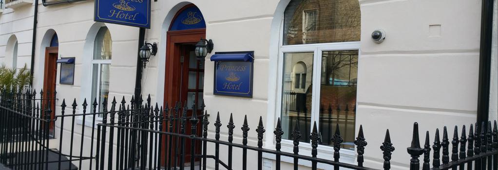 프린세스 호텔 - 런던 - 건물