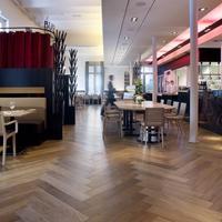 햄프사이어 호텔 - 더 매노어 암스테르담 Restaurant