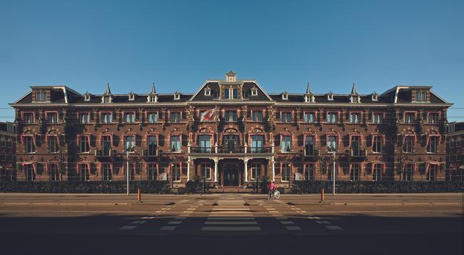 햄프사이어 호텔 - 더 매노어 암스테르담 - 암스테르담 - 건물