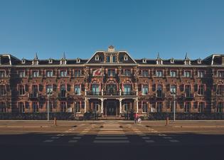 햄프사이어 호텔 - 더 매노어 암스테르담