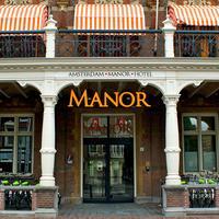 햄프사이어 호텔 - 더 매노어 암스테르담 Hotel Entrance