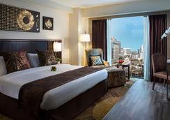 Grand Swiss Sukhumvit 11 by Compass Hospitality - 방콕 - 침실
