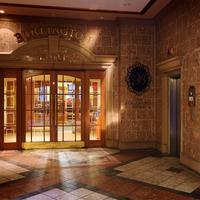 벌링톤 호텔 Interior Entrance