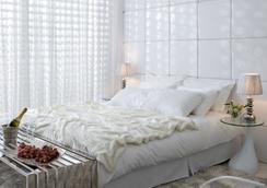 Alexander Tel-Aviv Hotel - 텔아비브 - 침실